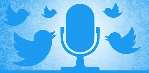 Twitter adds an option to organize the sound room