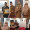Bupati Kerinci Adirozal Terima Piagam WTP Dari Kementerian Keuangan RI