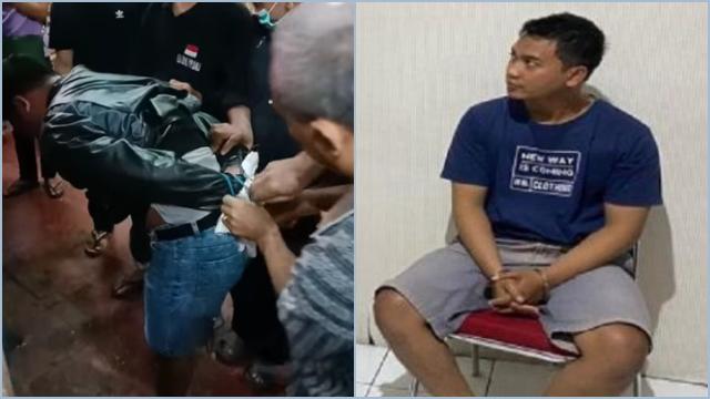 Terlilit Utang gegara  Kecanduan Main Judi Online, Polisi Nekat Maling Emas di Pasar