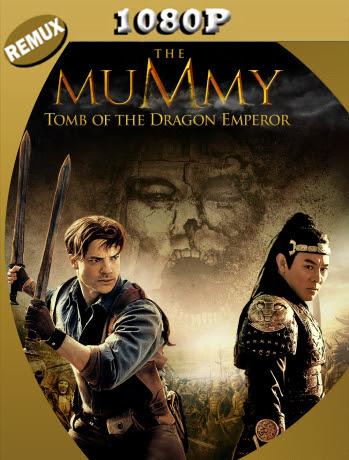 La Momia: La Tumba del Emperador Dragón (2008) Remux 1080p Latino [GoogleDrive] Ivan092