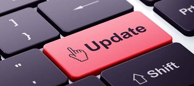 Update dan Upgrade Sistem Android