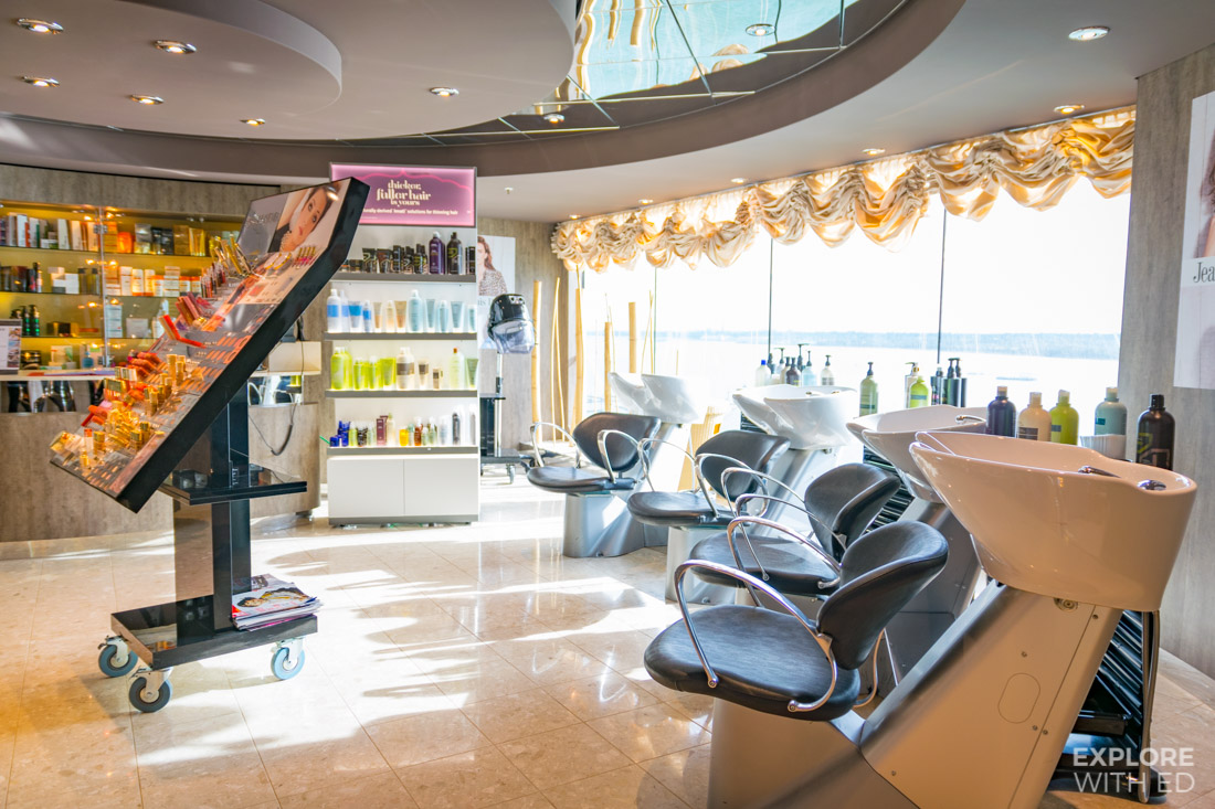 MSC Preziosa Salon