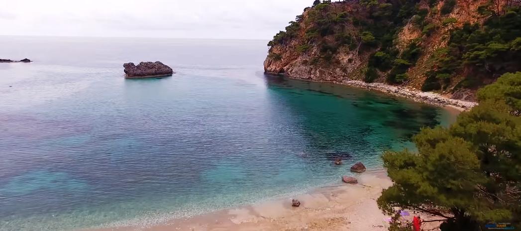 Ήπειρος-Αλωνάκι :'Ισως η πιο Γραφική Παραλία στο Νομό Πρεβέζης ![βίντεο]