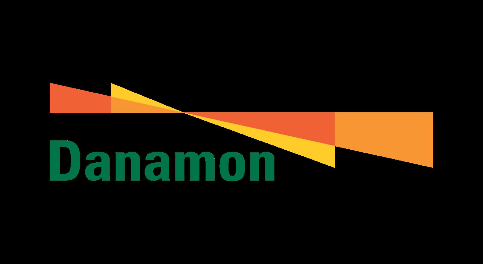 Logo Bank Danamon Format PNG