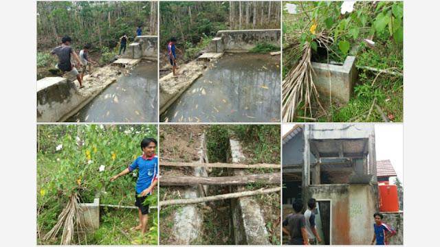 7 Tahun Tak Berfungsi, Pansimas Desa Karassing Kec. Herlang Akan Dilapor Ke Kejari