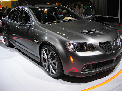 2017 Pontiac G8 Gt Specs Design Price