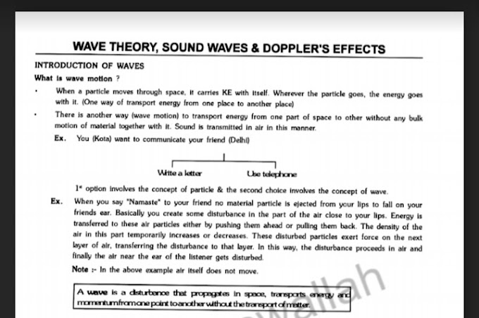 Physics Class 11 Typed Notes  Of All Chapter