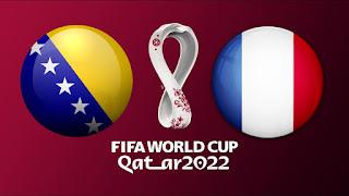 مشاهدة مباراة فرنسا ضد البوسنة والهرسك 31-3-2021 بث مباشر في تصفيات كأس العالم