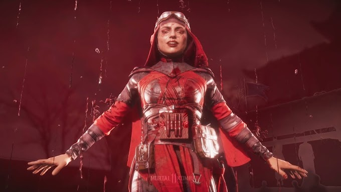 A referência por trás da Skarlet de Mortal Kombat