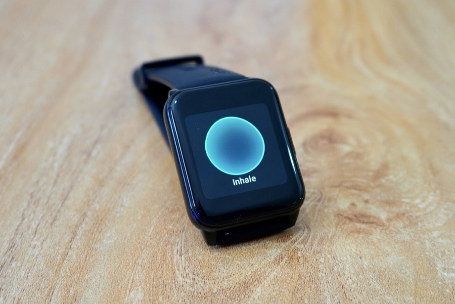 realme Watch 2 Review - tracking