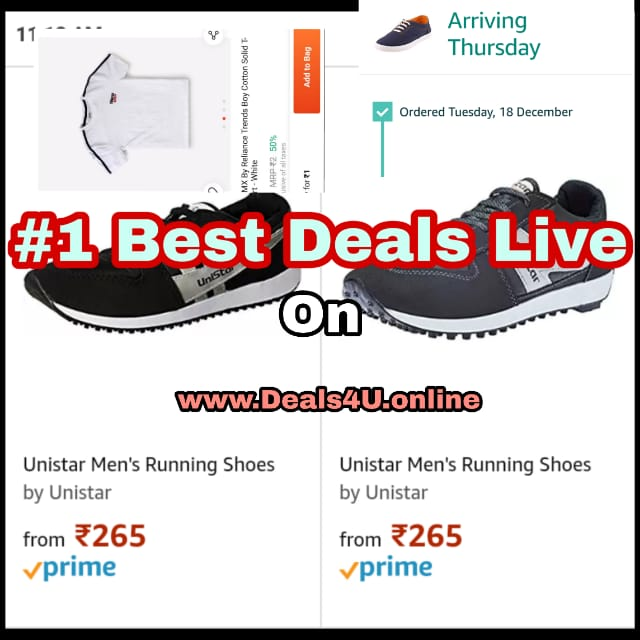 [Updated] Best Deal - Flipkart Amazon Paytm Best Deal with Buying Link | Get Biggest Discount Product | Also Added Free Product Live on Paytm
