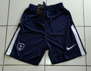 Jual Celana Tottenham Hotspurs Home 2017/2018 di toko jersey jogja sumacomp, murah berkualitas