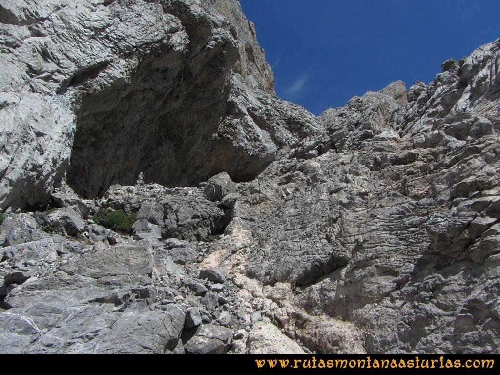 Ruta el Cable, Padiorna, Collado Jermoso, Palanca, Fuente De: Camino a la Palanca
