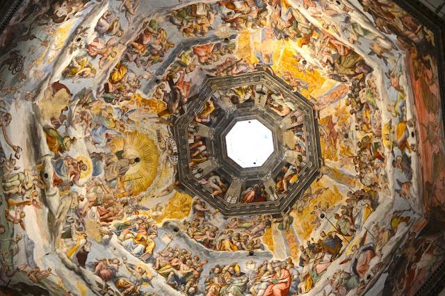 cúpula Brunelleschi catedral florencia italia