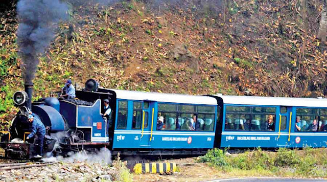 New angle to Darjeeling railway in UK documentary