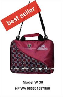 tas laptop batik murah tas seminar kit batik murah jogjakarta w 30