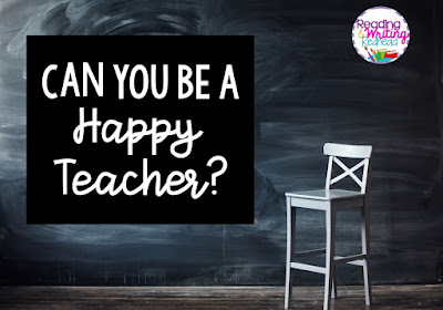 Can You Be a Happy Teacher? Of course! Find out how here.