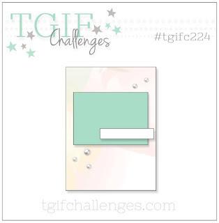 TGIFC#224 sketch challenge