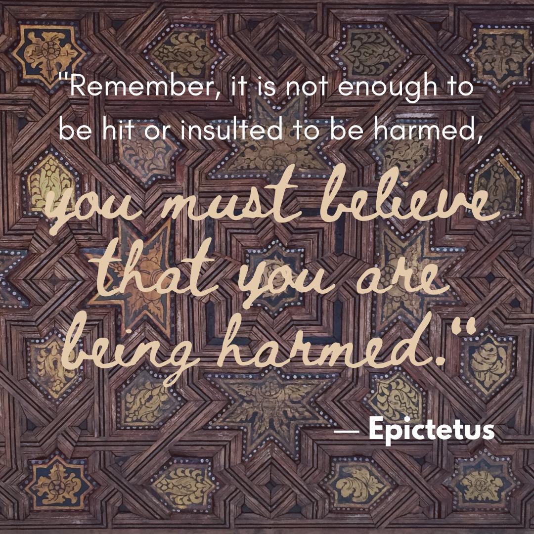 Epictetus Stoicism Quote
