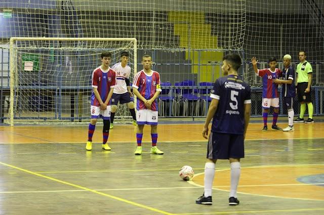 Trianon tem partida adiada pela Liga Gaúcha Sub-15