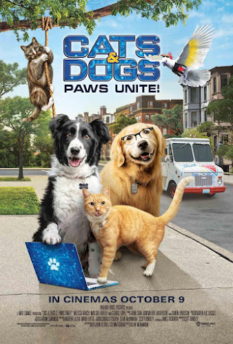Cats & Dogs 3: Paws Unite (Web-DL 720p Español Latino) (2020)