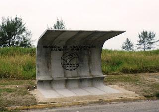 Ilha Comprida deu ordem de serviços para instalação de abrigos para pontos de ônibus