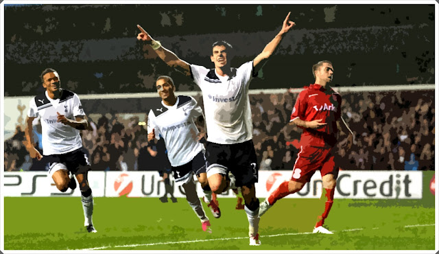 Bale Twente Tottenham Gareth