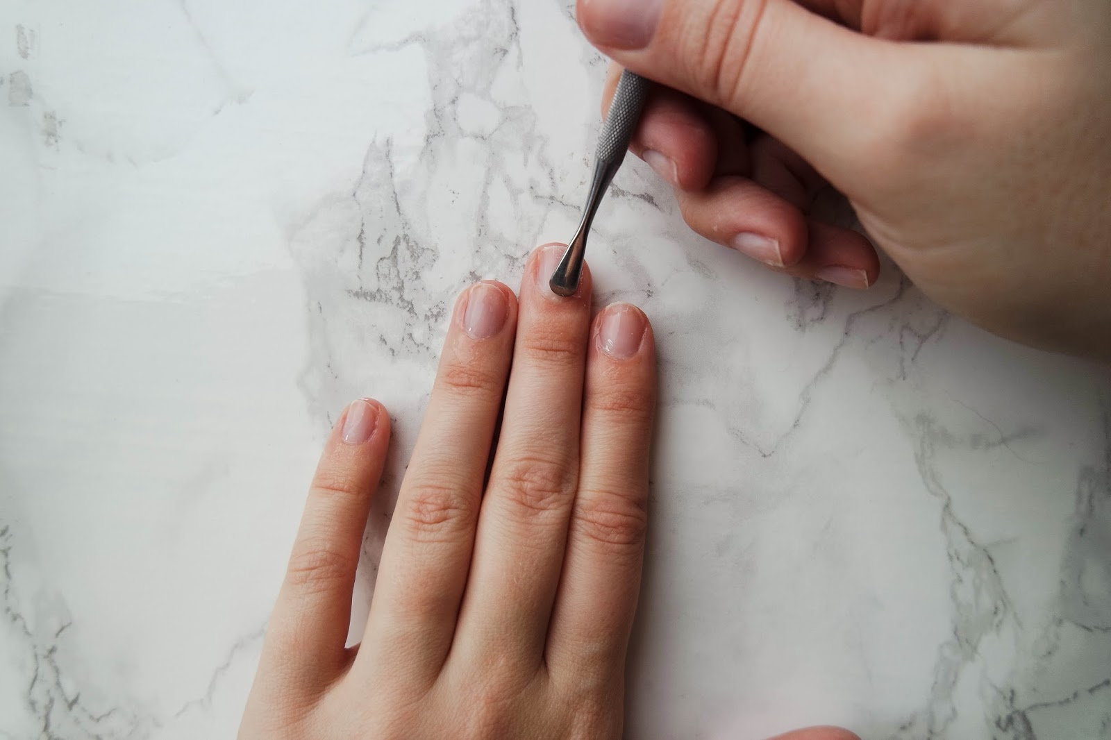 Franish: how to: do an at-home manicure
