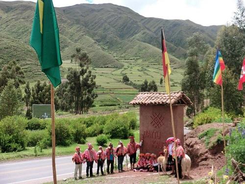 Reserva de Camélidos Alto Andinos Vicuñitas de Ccorao