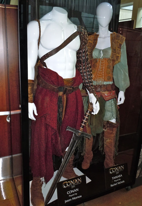 Conan the Barbarian remake costumes
