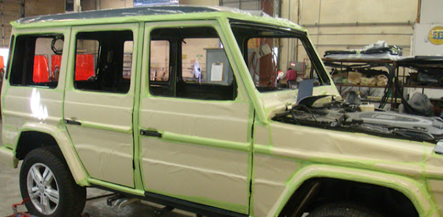 Bulletproof Car | Petra Armored Vehicles