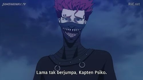 Black Clover Episode 107 Subtitle Indonesia