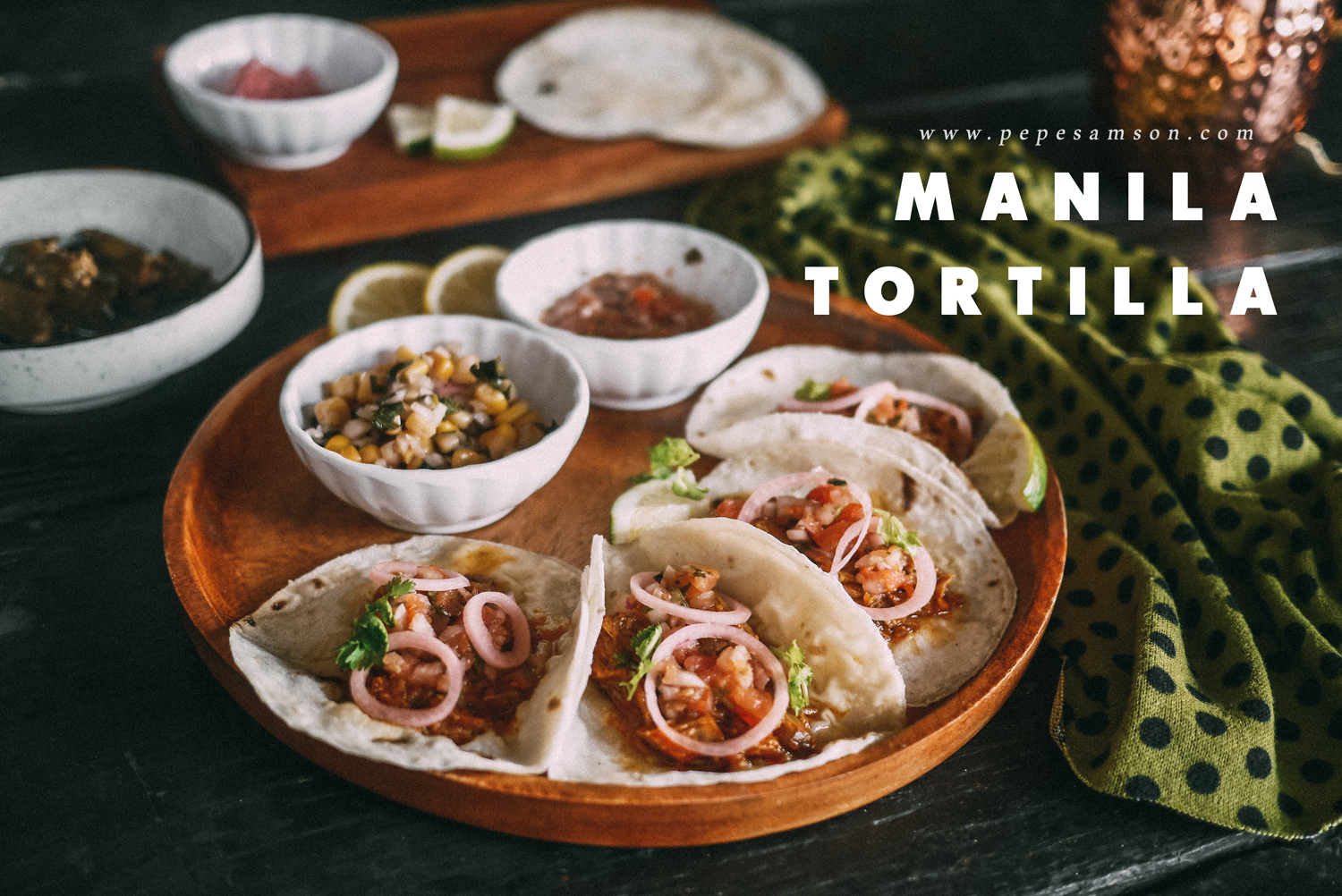 Elevate Your Taco Experience with Manila Tortilla
