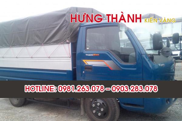 Dịch vụ xe tải, taxi tải giá rẻ
