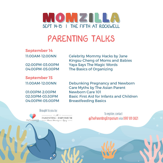 All-Around Pinay Mama: 15th Momzilla Fair by Think Pink Events Happening this September