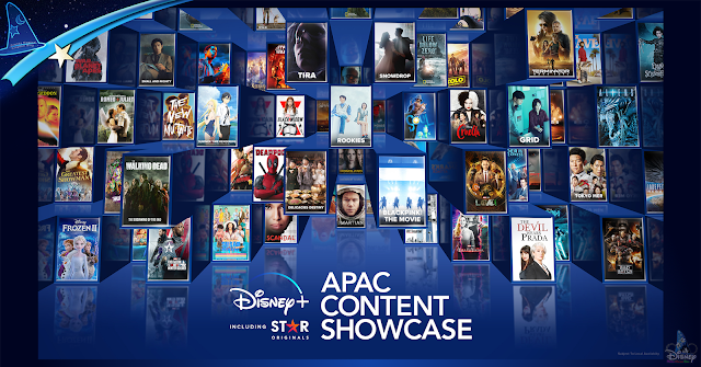 DISNEY-Plus-SHOWCASES-AMBITIOUS-NEW-CONTENT-SLATE-FROM-ASIA-PACIFIC, Disney+ 亞太區內容發佈會 展示超過20部亞太區嶄新精彩娛樂內容