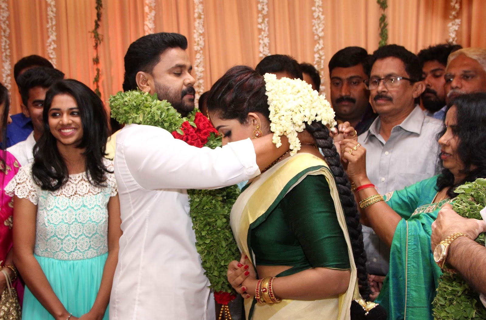Dileep kavya wedding
