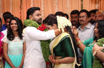 Dileep-Kavya wedding