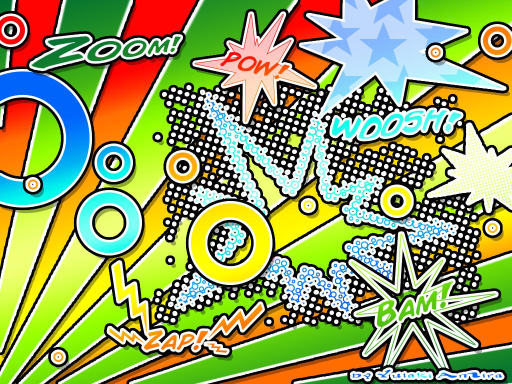 Pop Art Deviantart Wallpapers Free Download Wallpaper 1024 X 768