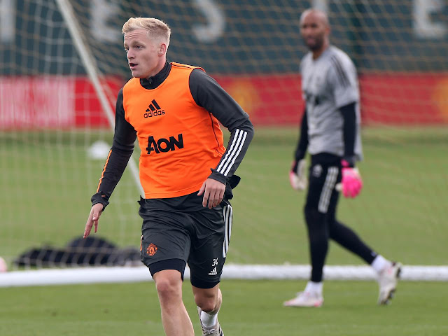 Manchester United manager Ole Gunnar Solskjaer reveals why the club signed Donny van de Beek
