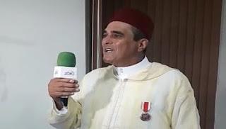 توشيح أستاذ بوسام ملكي بمناسبة ذكرى المسيرة الخضراء