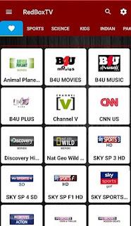 RedBoxTV v1.2 AdFree