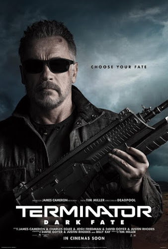 Terminator: Dark Fate (BRRip 1080p Dual Latino/Ingles) (2019)