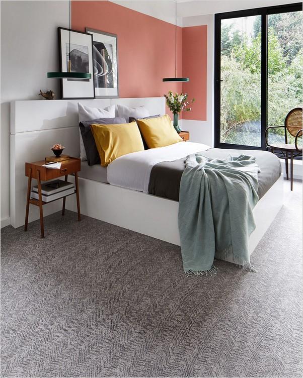 Grey Carpet Bedroom Home Interior Exterior Decor Design Ideas