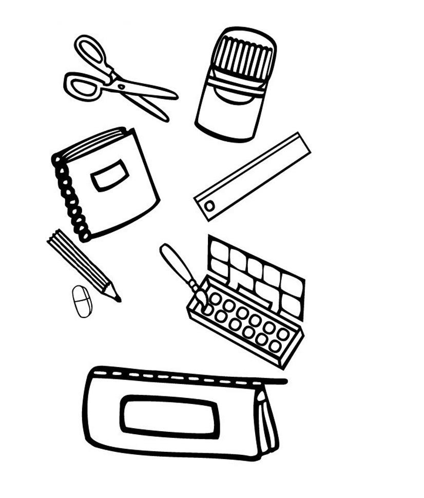 الإثارة برعم هدوء مؤقت كيفية رسم الادوات المدرسية Comertinsaat Com