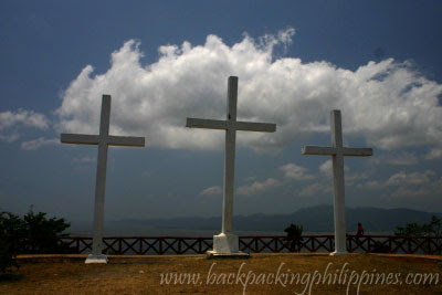 3 crosses paete laguna talong krus