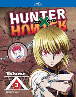 Hunter x Hunter – Saga 3: Genei Ryodan [6xBD25] *Subtitulada