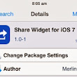 How to Get Widgets Share Facebook and Twitter in Notification Center iOS  7 | The Jailbreaker
