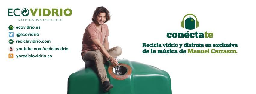campaña con Ecovidrio
