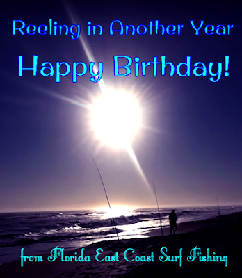 Birthday Gifs, Connecting Anglers One Fish At a Time, East Coast, FECSF, Florida, Florida East Coast Surf Fishing, Gifs, Gifs 2019, Holliday Gifs, Surf Fishing,